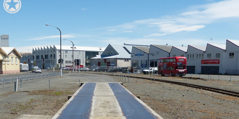 Public weigh station, Napier
