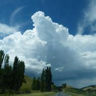 Heading north from Waipawa, Central Hawkes Bay