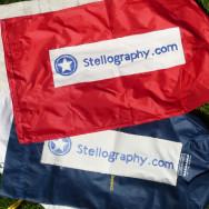 DIY stash sacks for our packs