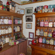 Birdwoods Sweet Shop