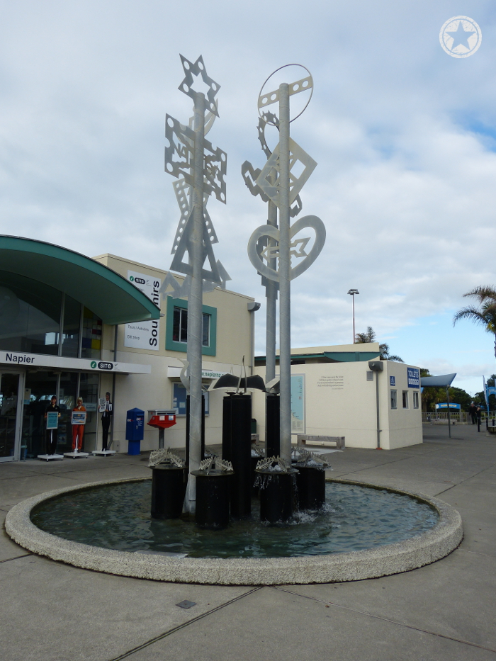 Napier I-site (visitor information centre)